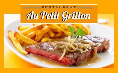 AU PETIT GRILLON, restaurant cultivant la tradition familiale