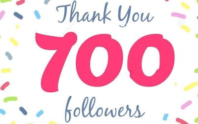 Merci à nos 700 followers Facebook !