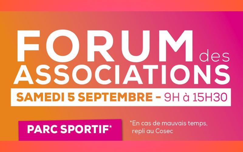 FRANCH.COM présente au Forum des Associations ce 5 septembre