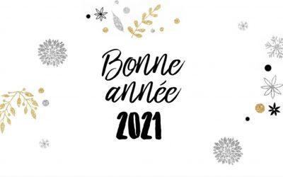 FRANCH.COM vous souhaite une bonne année 2021 !